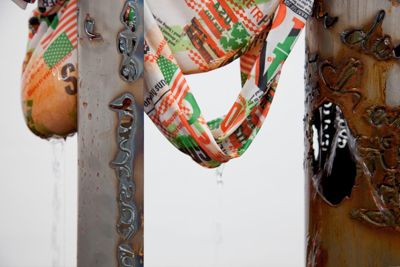 ♥ Olga Balema,  Untitled , 2013 (detail) OLGA BALEMA  DAVID DOUARD  ALLISON KATZ  BRADLEY KRONZ  TOM HUMPHRIES  HAN-CHRISTIAN LOTZ  LAURE PROUVOST