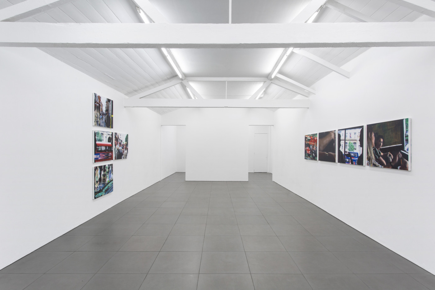ALAN MICHAEL  Astrology and the City , 2018, Cell Project Space, London, installation view - High Art Gallery Paris