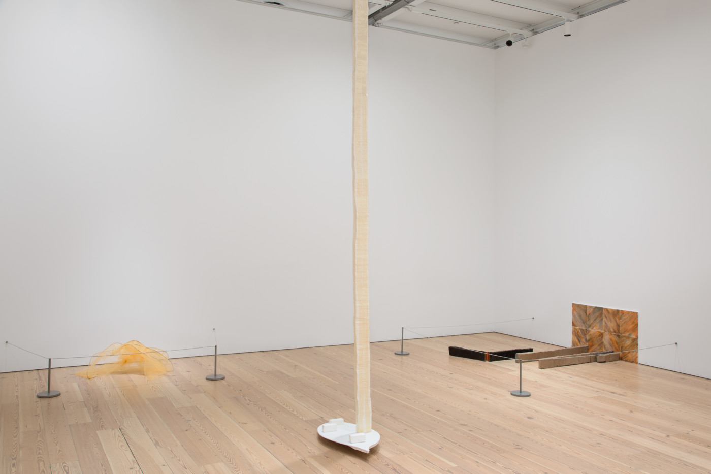 OLGA BALEMA  Whitney Biennial 2019 , Whitney Museum of American Art, New York, installation view - High Art Gallery Paris