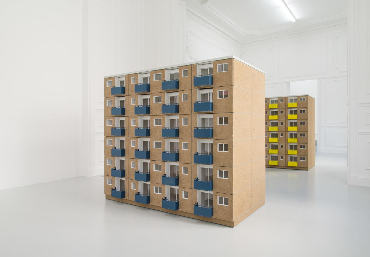 PENTTI MONKKONEN  V.S.O.P. , 2017, High Art, Paris, installation view - High Art Gallery Paris