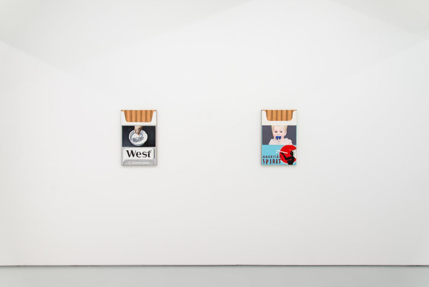 PENTTI MONKKONEN  V.S.O.P. , High Art, Paris, 2017, installation view - High Art Gallery Paris