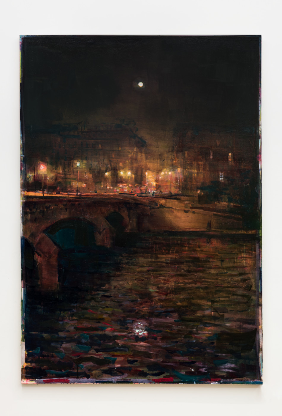 DAY BY DAY  Pont Neuf</I>, 2016 