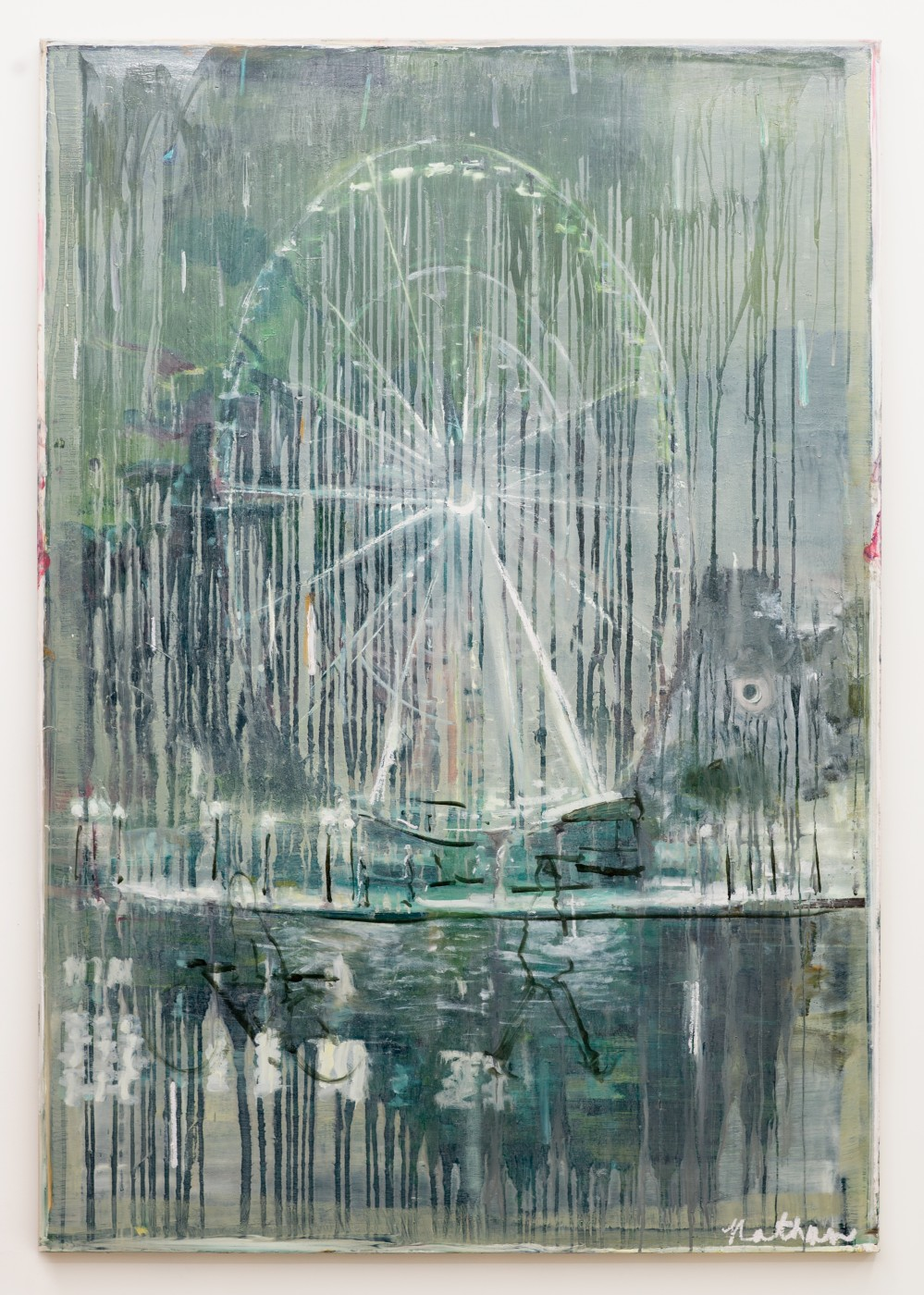 DAY BY DAY  Le Grand Roue</I>, 2016 