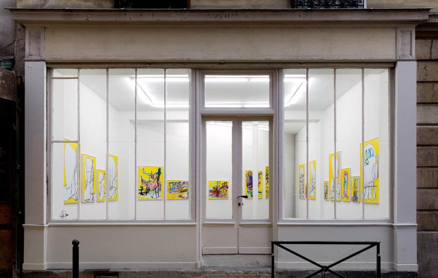 JIZZLE  - High Art Gallery Paris