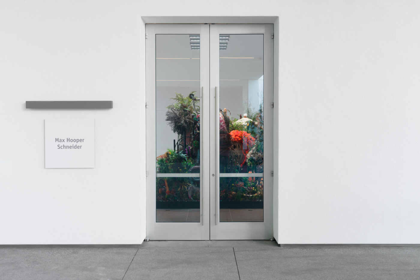 MAX HOOPER SCHNEIDER  Hammer Projects: Max Hooper Schneider , 2019, Hammer Museum, Los Angeles, installation view - High Art Gallery Paris