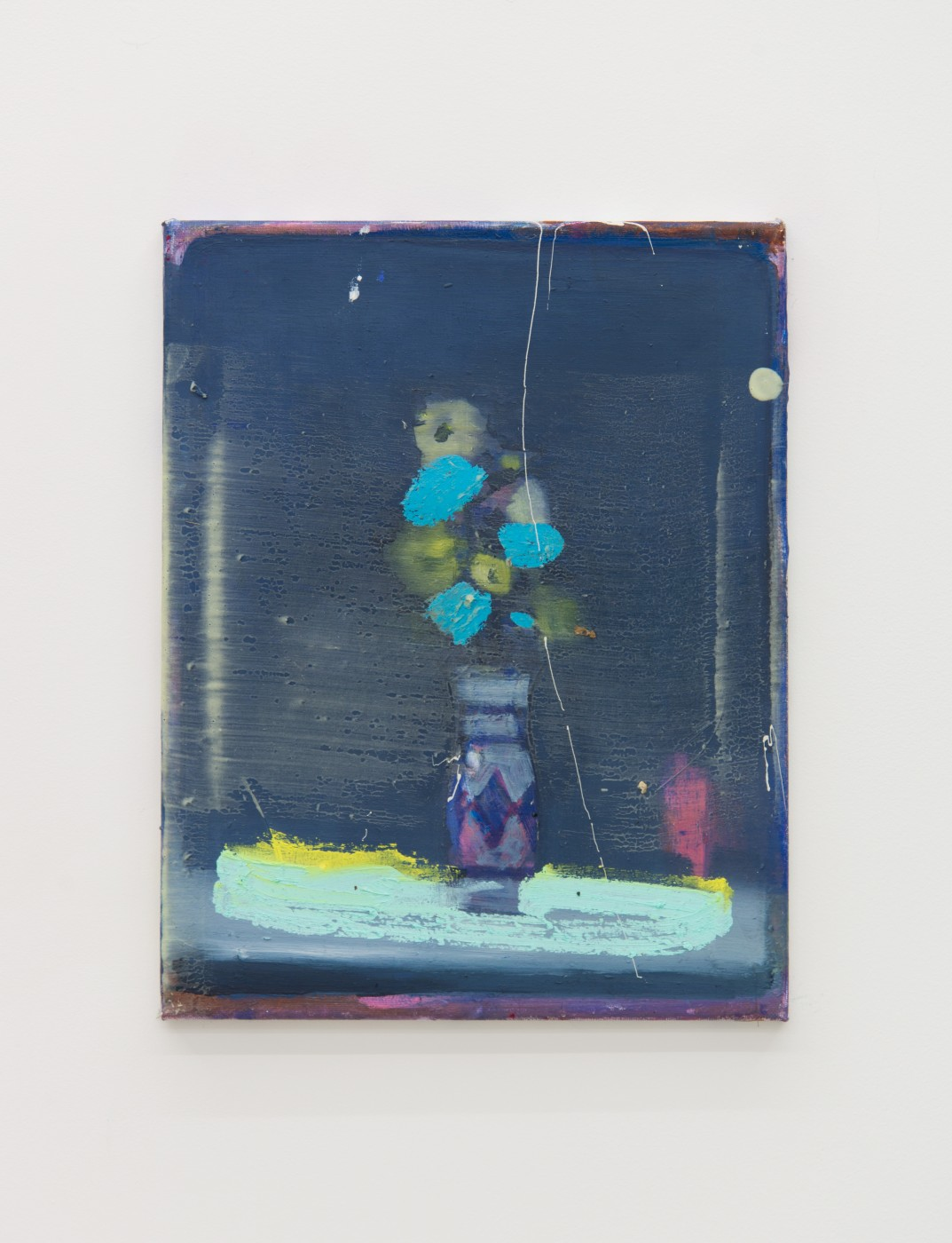 WALLFLOWERS, MALFLOWERS  Small Flower 3 , 2018 