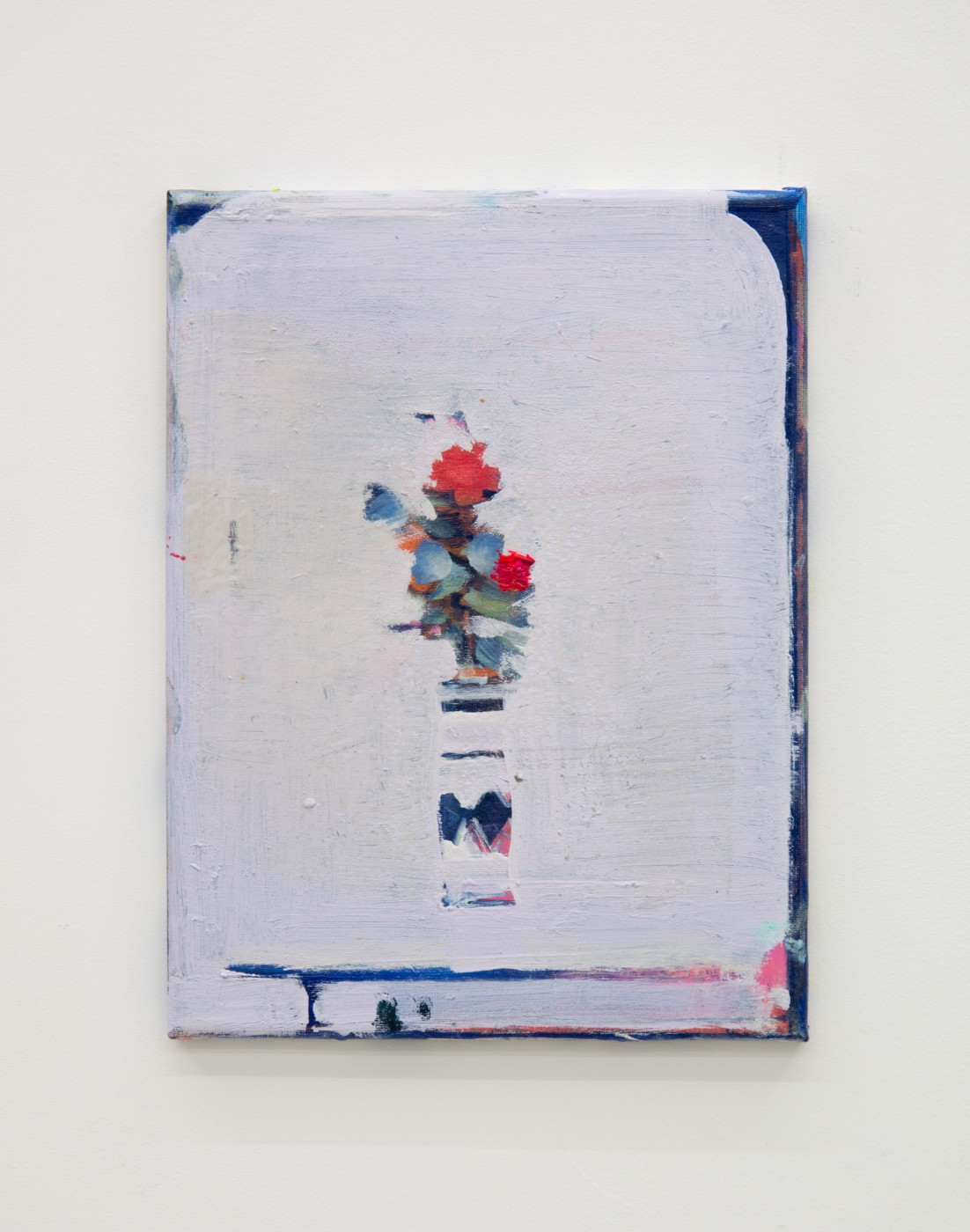 WALLFLOWERS, MALFLOWERS  Small flower 14 , 2018 