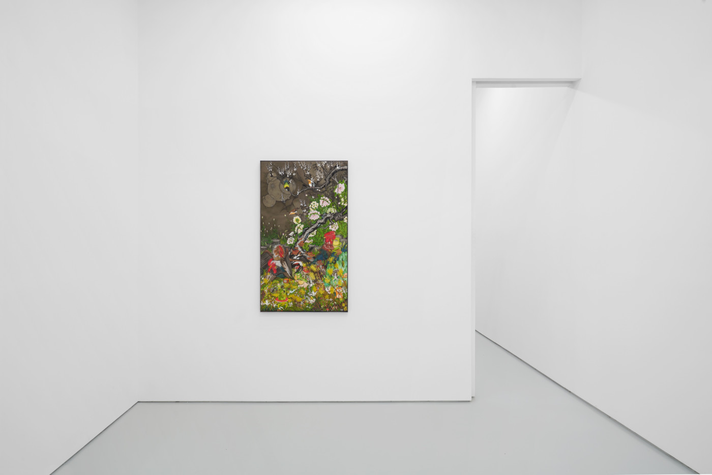 HUN KYU KIM  PURE WAR , 2019, High Art, Paris, installation view - High Art Gallery Paris