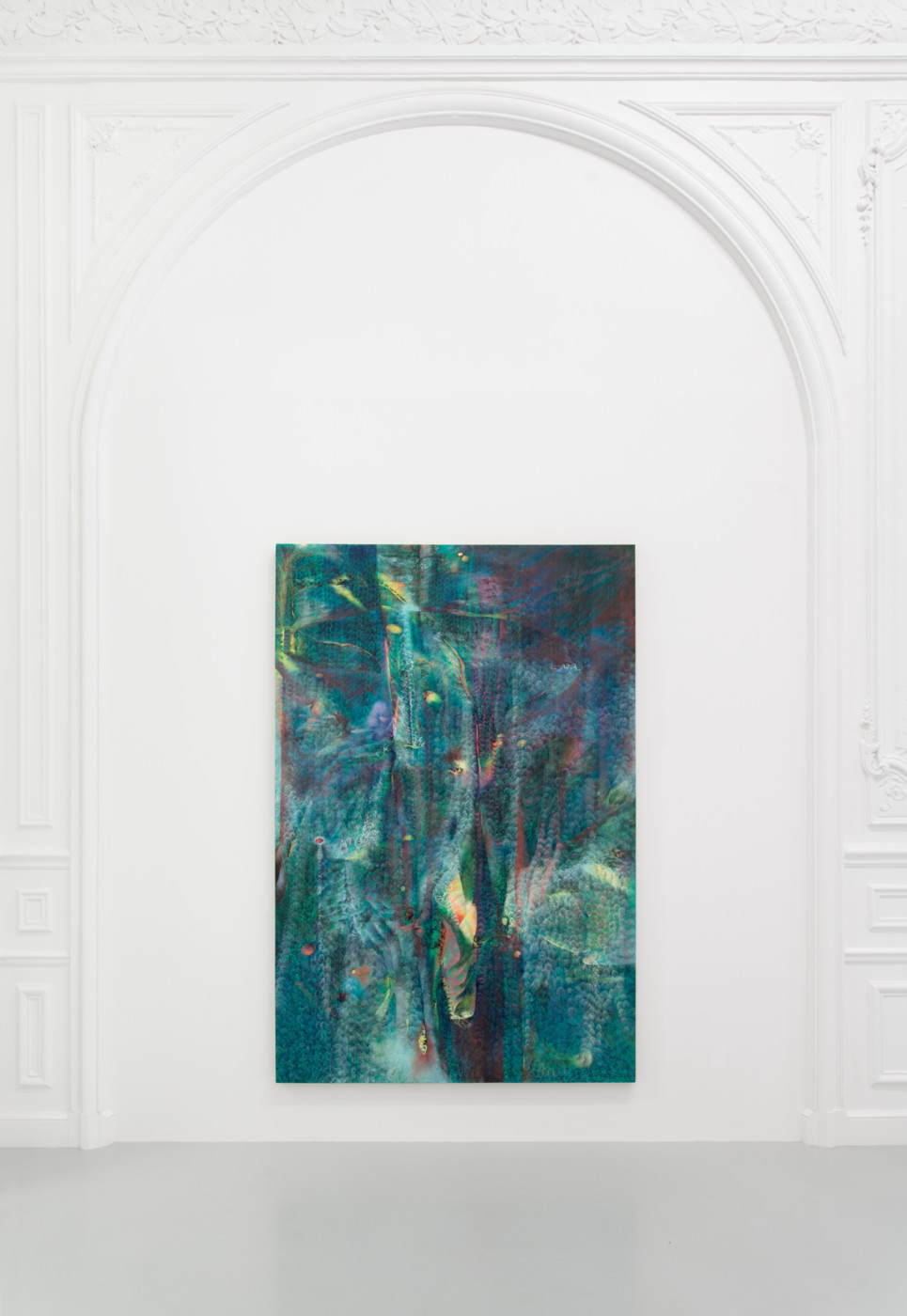 LUCY BULL  First Meetings , 2019, High Art, Paris, installation view - High Art Gallery Paris