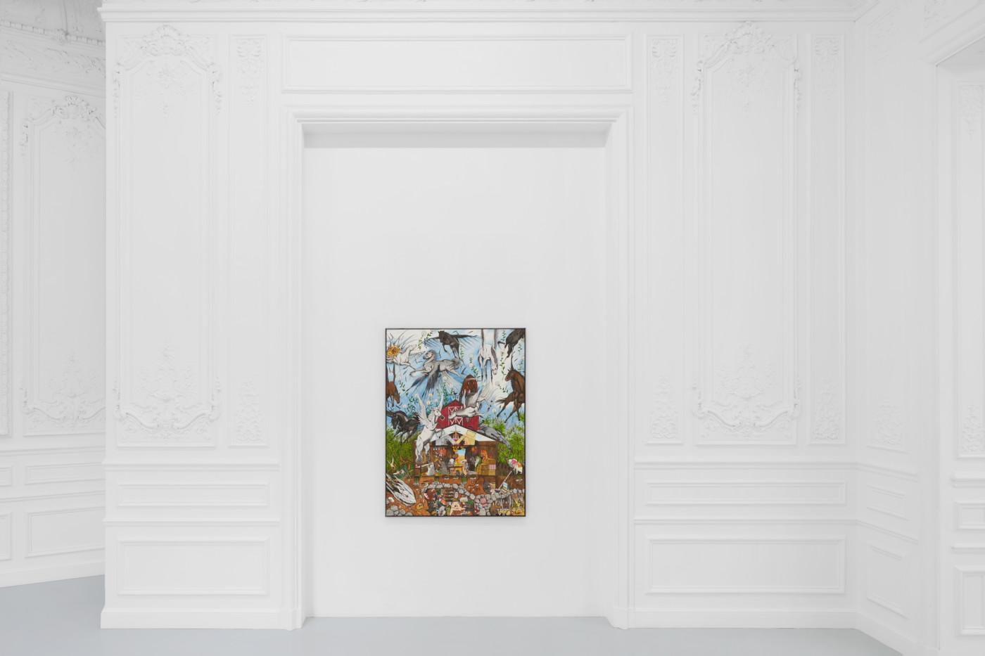 PURE WAR  - High Art Gallery Paris