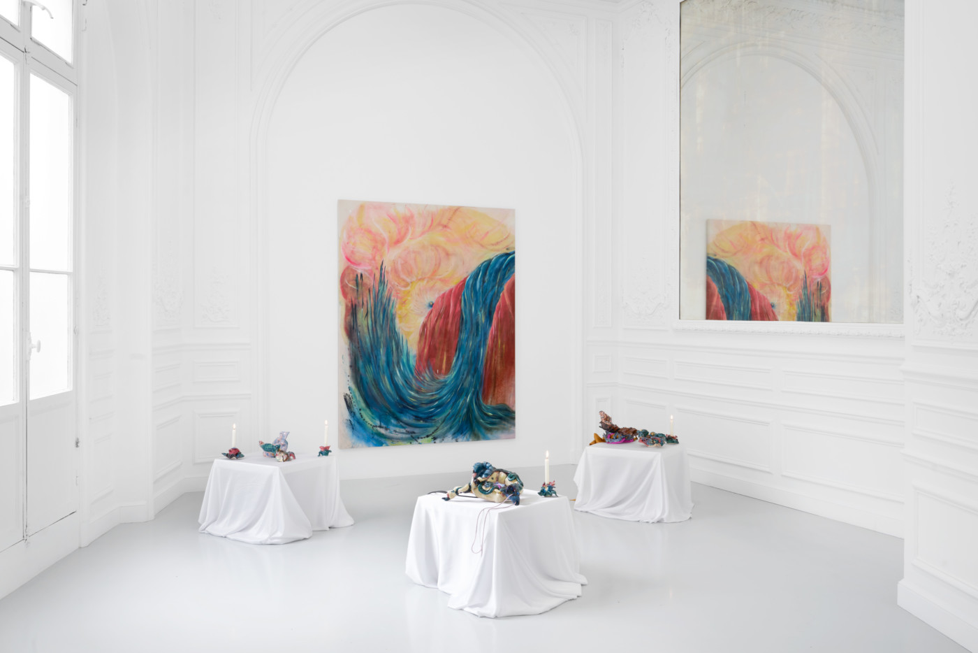 BORDERLINKING  - High Art Gallery Paris