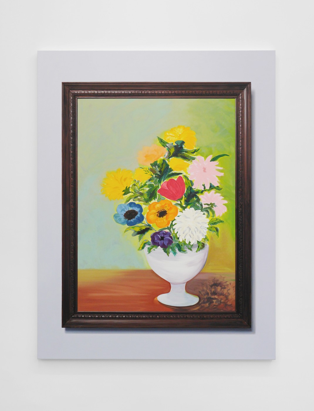 Significant Others (I Am Small, It's The Pictures That Got Big) Mathew Cerletty,  Ashley's Flowers , 2012  