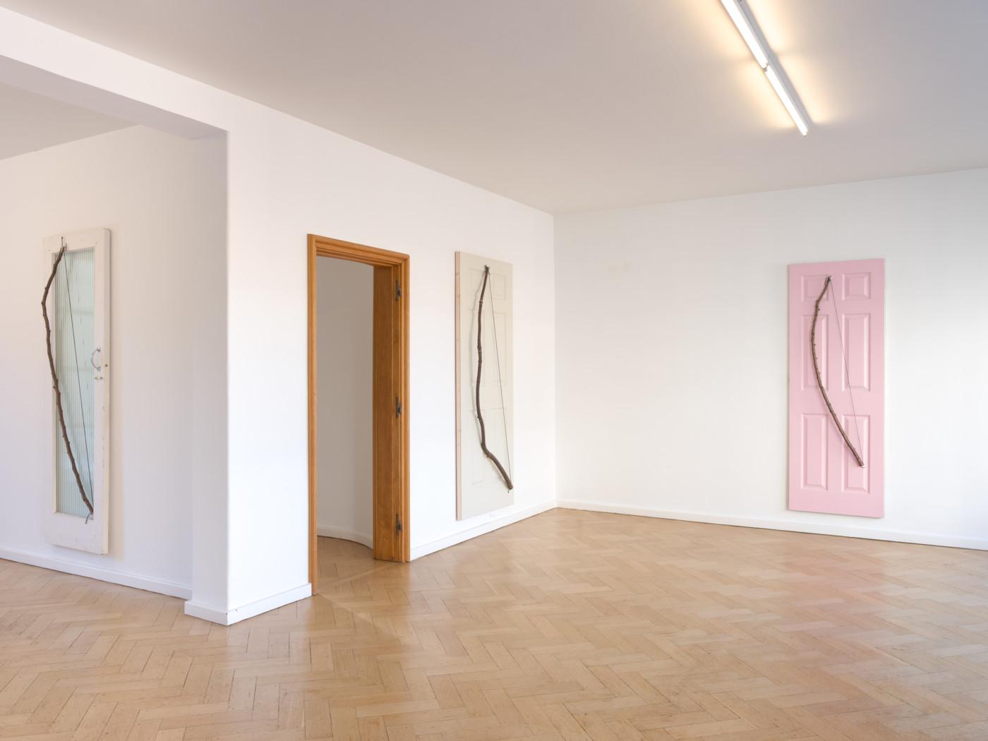 KEITH FARQUHAR  Barbecue 2,  2021, Office Baroque, Antwerp, Belgium, installation view   - High Art Gallery Paris