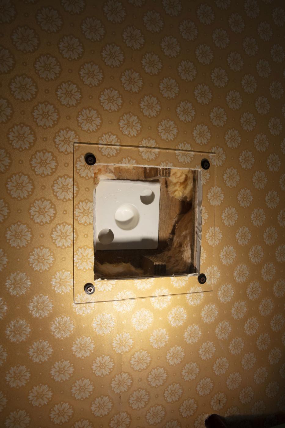 BRADLEY KRONZ  Untitled,  2020 (detail) Mixed media 165,1 x 96,5 x 101,6 cm / 65 x 38 x 40 in - High Art Gallery Paris