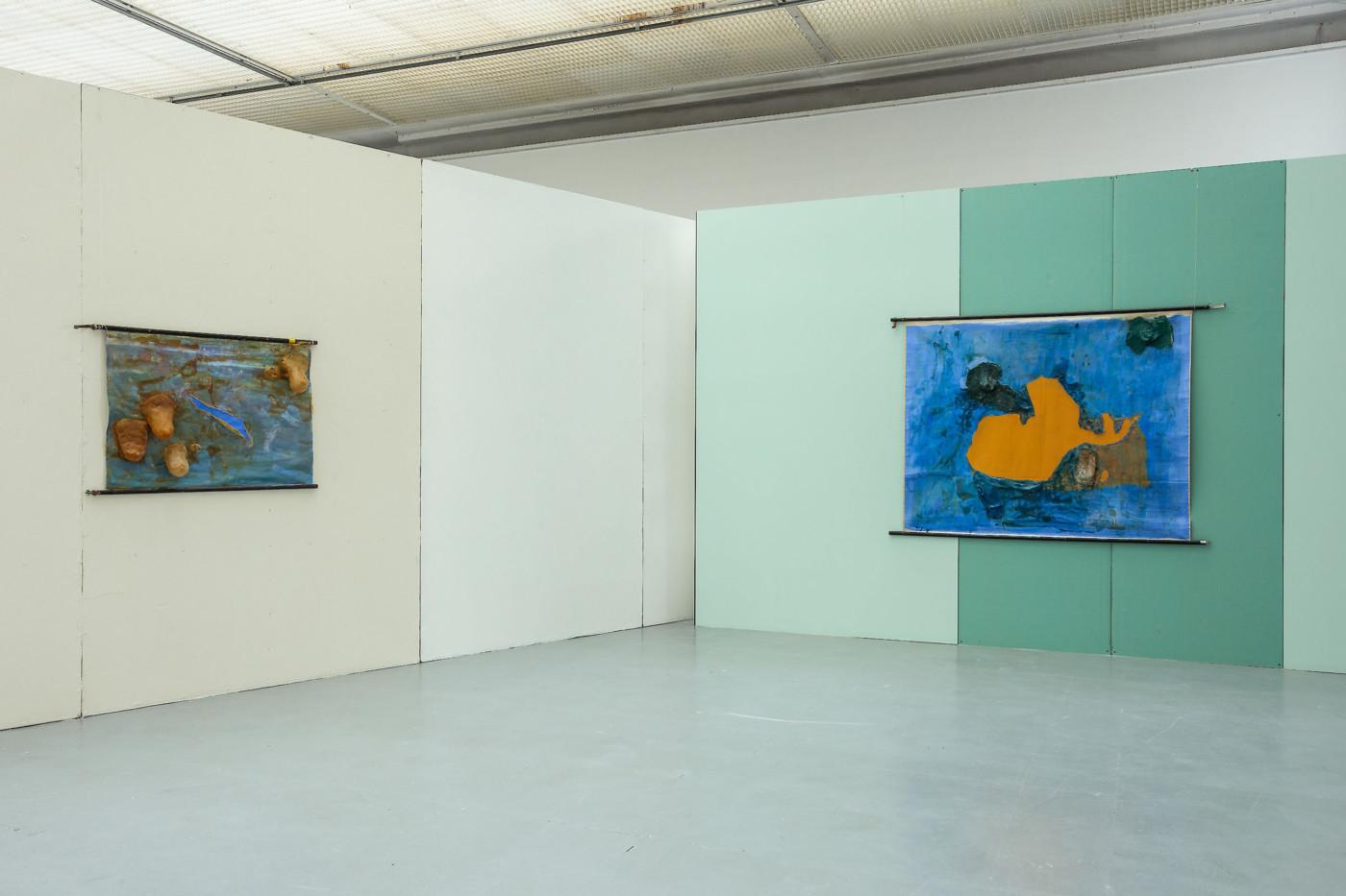 OLGA BALEMA  Give up the Ghost , 2018, Baltic Triennial, BTXIII, CAC, Vilnius, installation view  - High Art Gallery Paris