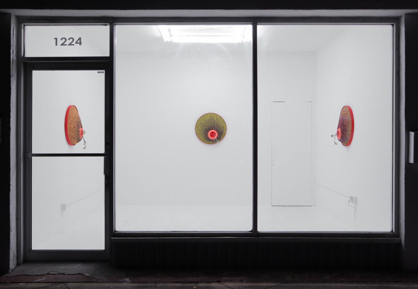COOPER JACOBY  Stragglers , 2019, Central Fine, Miami, installation view - High Art Gallery Paris