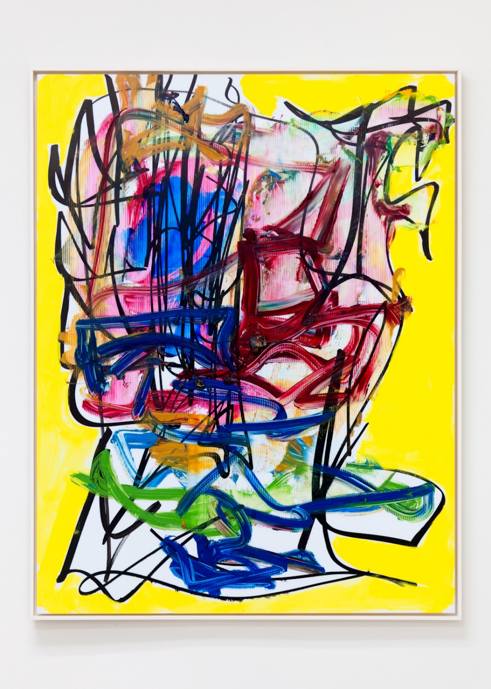 JIZZLE  Untitled</I>, 2016 