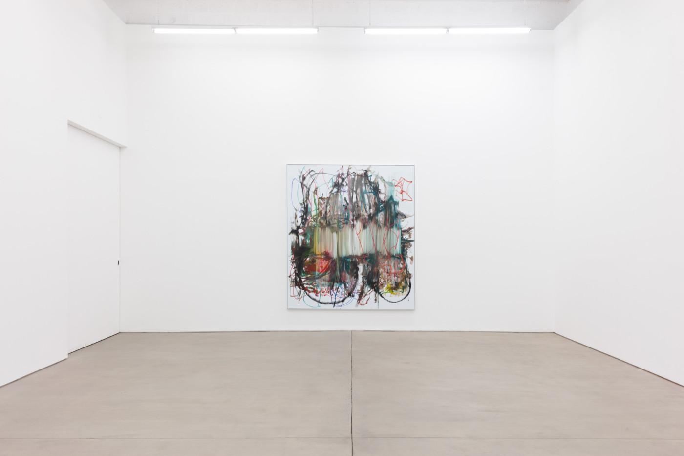AARON  GARBER-MAIKOVSKA  postpartum , 2018, Clearing, New York,  installation view - High Art Gallery Paris