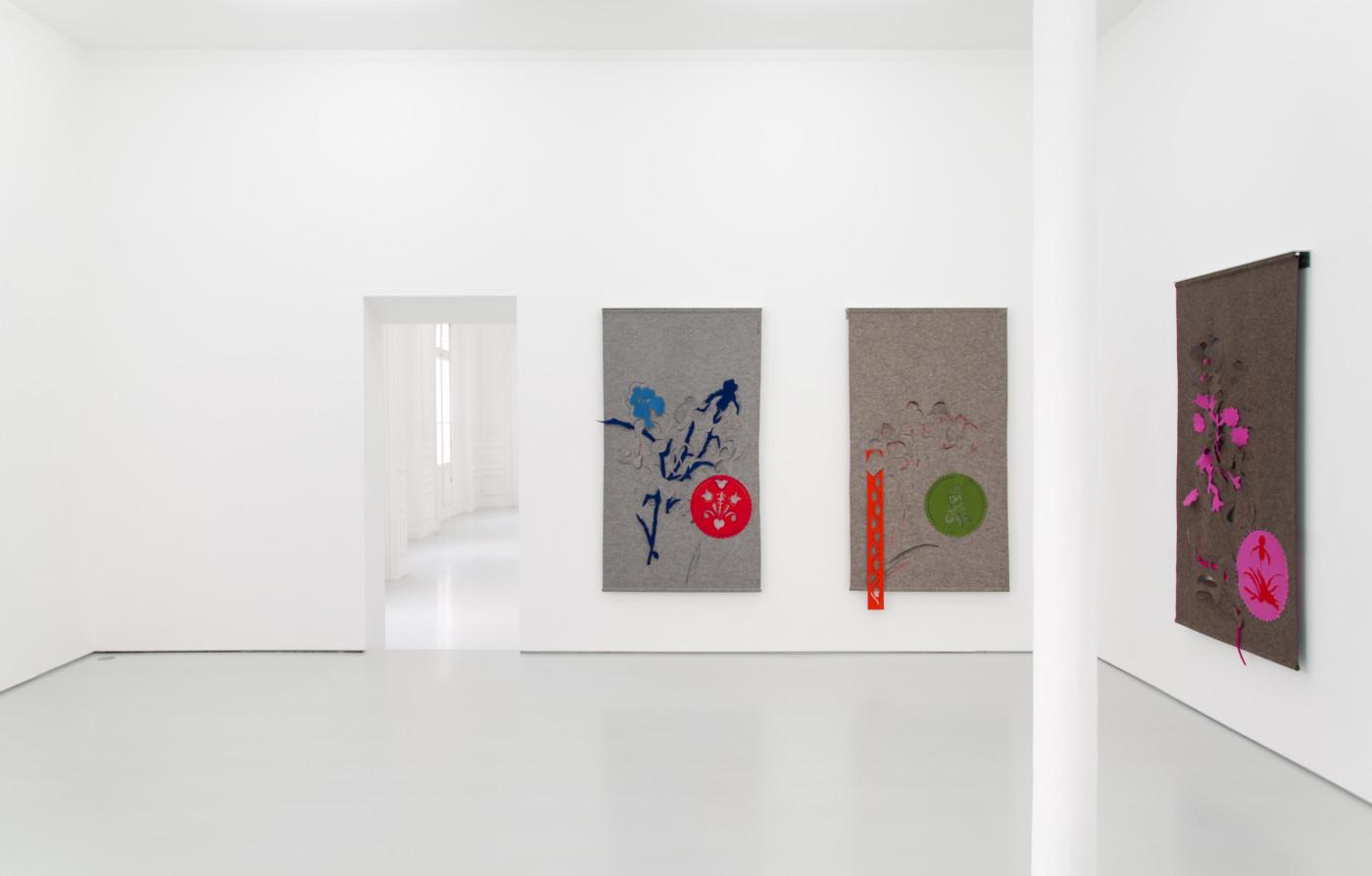 DENA YAGO  Force Majeure , 2019, High Art, Paris, installation view - High Art Gallery Paris