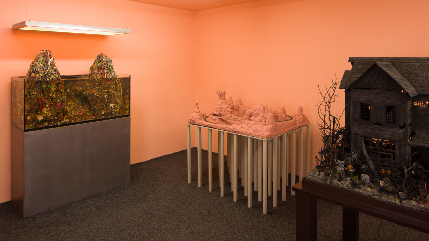 MAX HOOPER SCHNEIDER  Tryouts For The Human Race , 2018, Jenny's, Los Angeles, installation view - High Art Gallery Paris