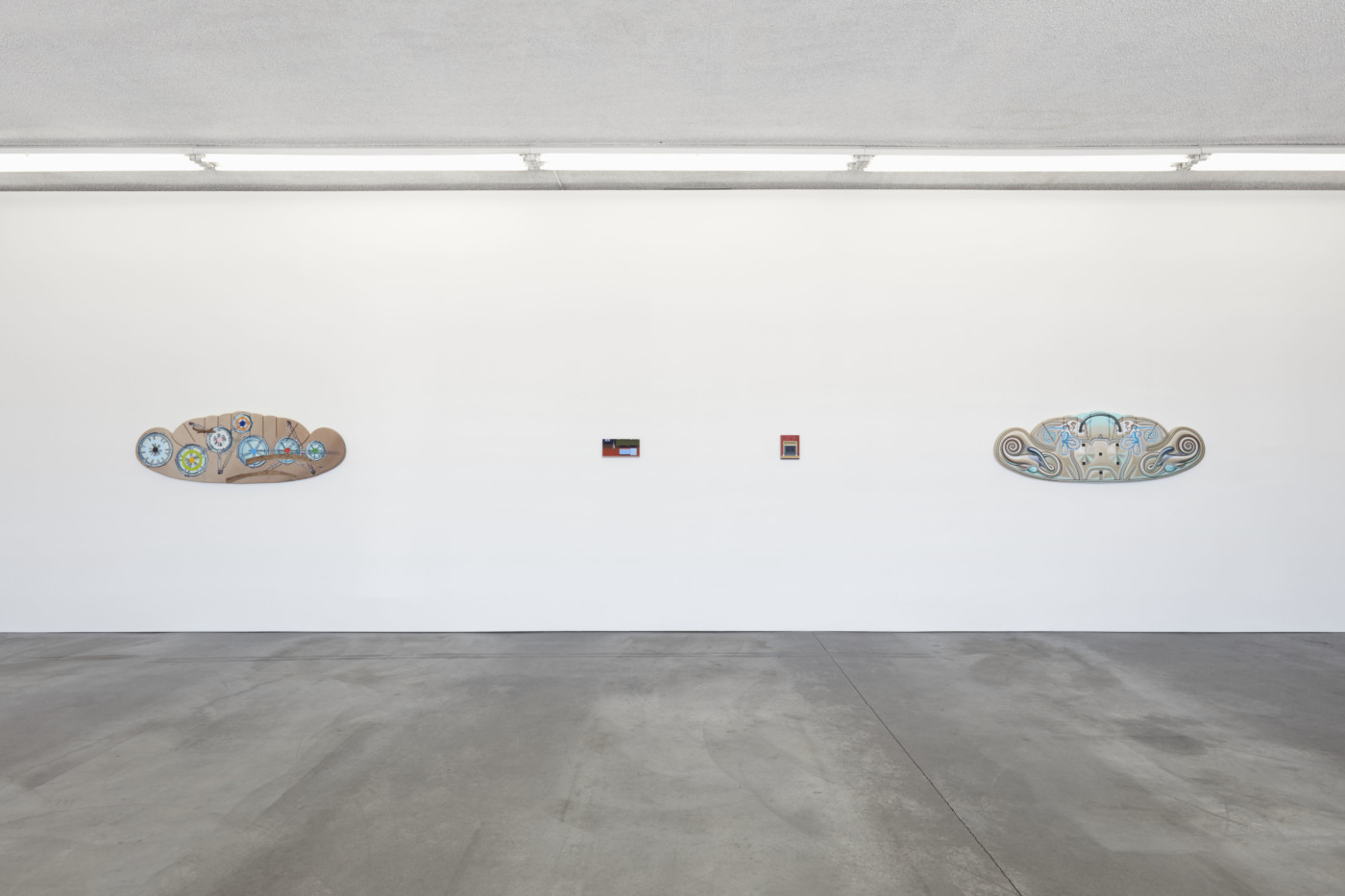 ORION MARTIN  Bolthole,  2019, POTTS, Los Angeles, USA, installation view - High Art Gallery Paris