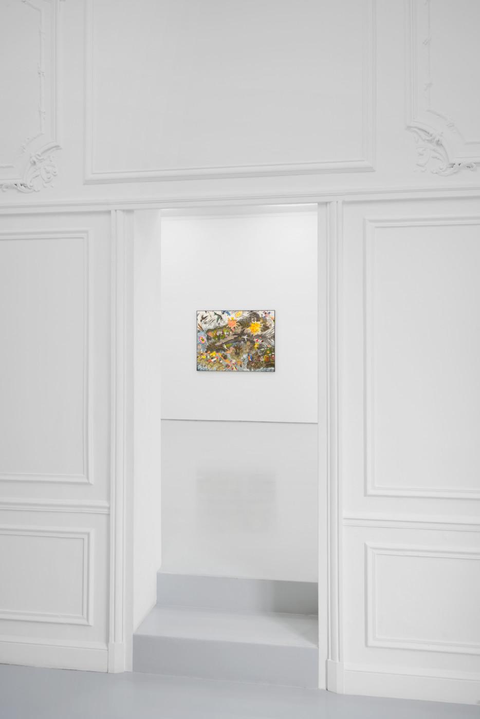 HUN KYU KIM  PURE WAR , 2019, High Art, Paris, installation view - High Art Gallery Paris