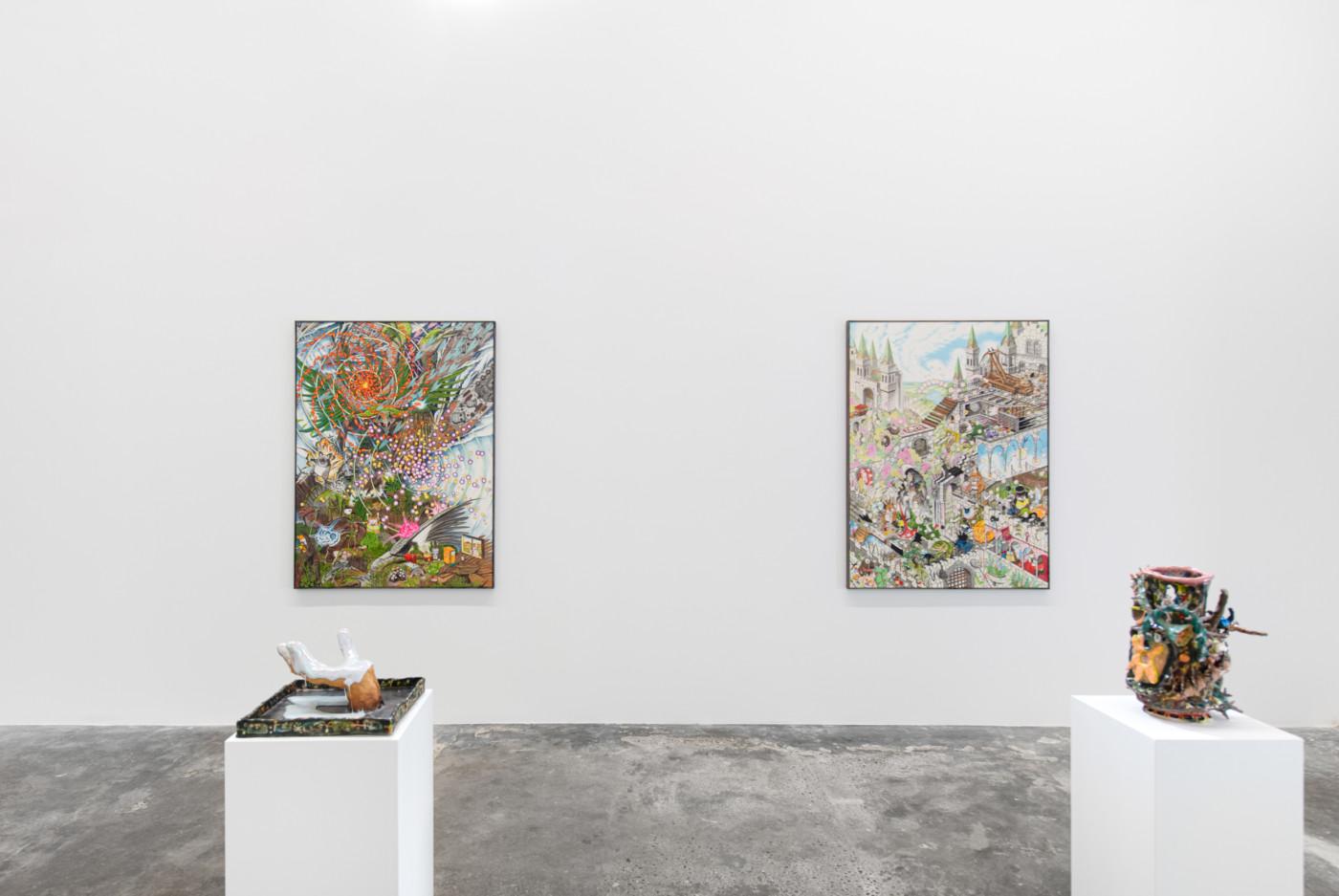 EGRESS  - High Art Gallery Paris